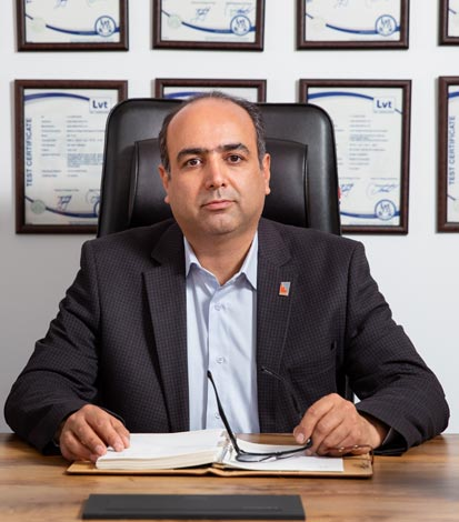 مهندس داود اسماعیل پور