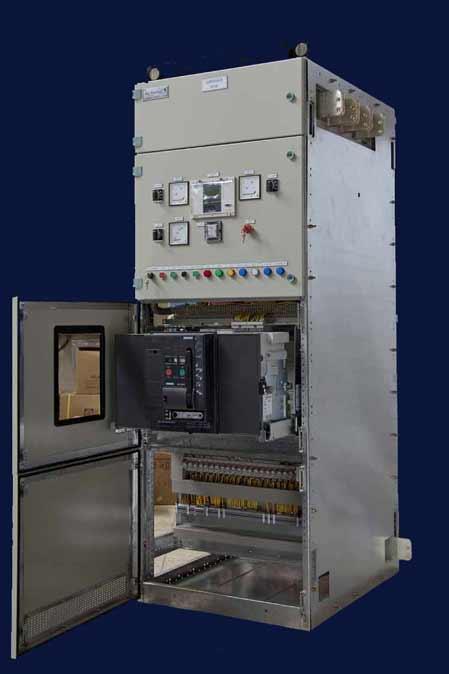 سیستم pcc تابلو برق فشار ضعیف