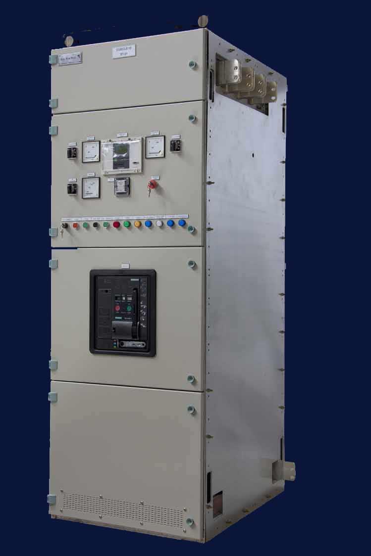 تابلو برق فشار ضعیف pcc