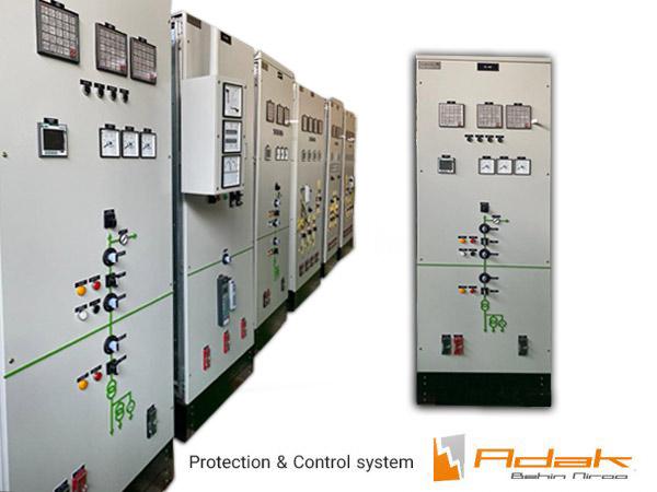 تابلو برق حفاظت و کنترل