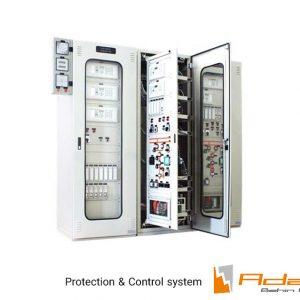 سیستم کنترل و حفاظت