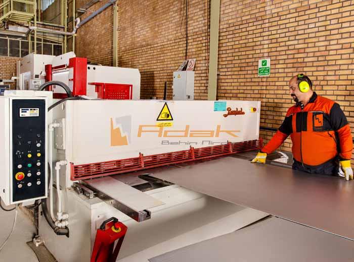 دستگاه ساخت تابلو برق صنعتی