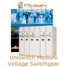 uniswitch medium voltage switchgear