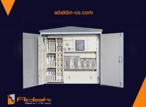 تجهیزات داخلی پست برق پیش ساخته