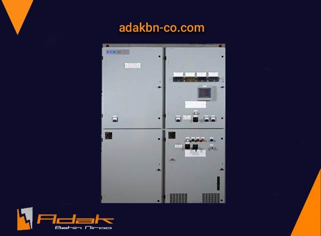 تابلو برق فشار متوسط metal clad