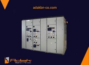 تابلو برق فشار متوسط Metal enclosed